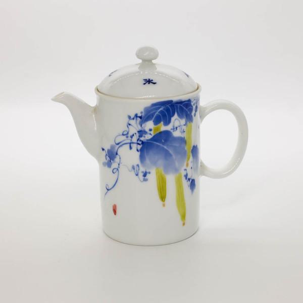 Чайник фарфор Цзиндэчжэнь 160 мл