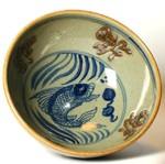 """Чаша """"Карп"""", раритет из Цзин Дэ Чжэнь"""