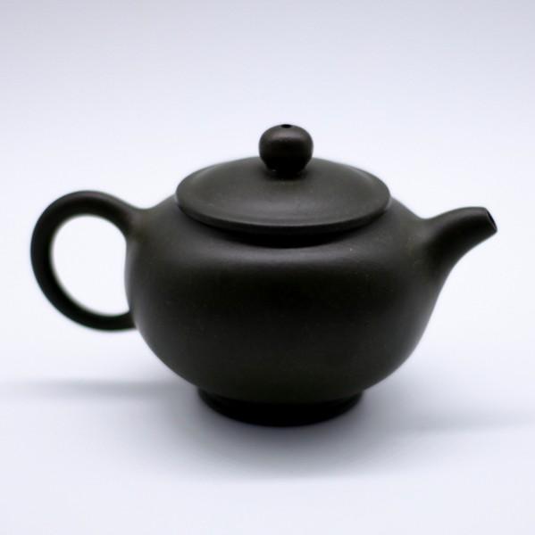 """Чайник зелёная глина """"Бутон"""" 110 мл"""