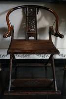 Кресло Императора, красное дерево