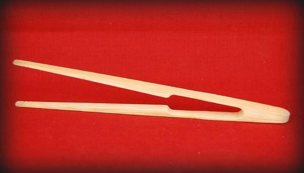 Щипцы тонкие из бамбука