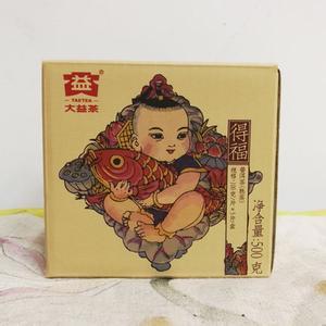 Чай Пуэр Шу Да И Дэ Фу Фан '16 №150