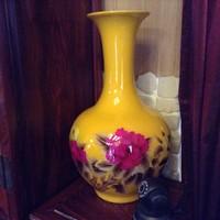 Драгоценная ваза Пурпурный пион
