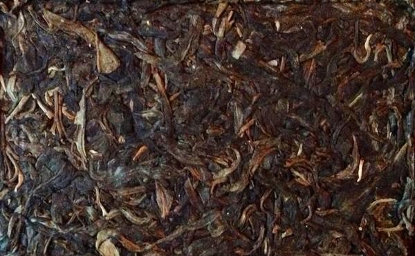 Чай Пуэр Шэн Сунь Цьяо Шэн Чжуань '11 №800