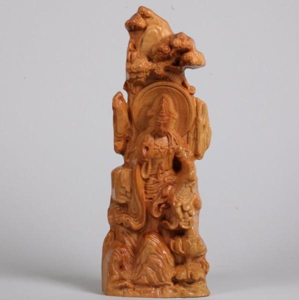 Сувенир Гуаньинь, гималайский кедр