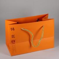 Пакет подарочный с ручками
