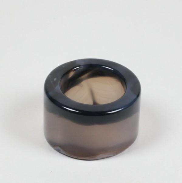 Бусина-кольцо из Агата,Цзун, БК183