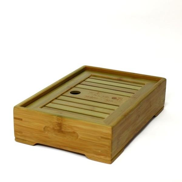 "Чайный столик, Бамбук зелёный ""ЧжуЕ"""