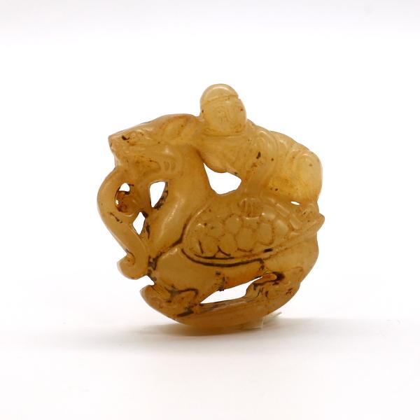 Нефрит камень резьба Ханьши
