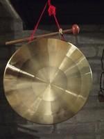 Гонг бронзовый