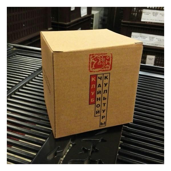"Коробка упаковочная ""Железный Феникс"", картон"