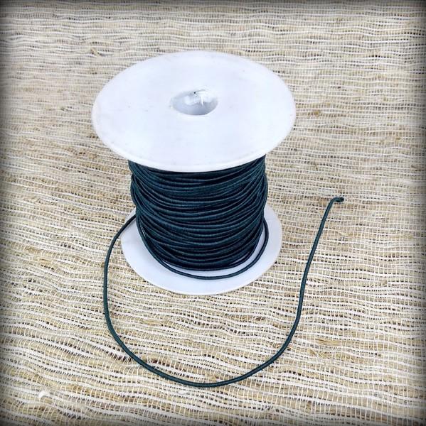 Резинка для чёток 1.0 мм в ассортименте (цена за 1 метр)