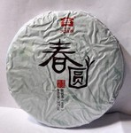 Чай Пуэр Шэн Чхунь Юань Бин '15 №200