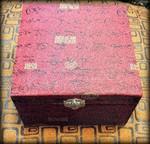 Коробка для посуды большая №15