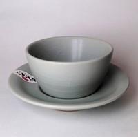 Чашка. Жу Яо, с блюдцем