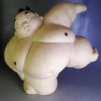 Борец сумо №1