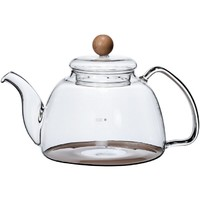 Чайник стекло,800 ml. Eilong (E-PL001-B1-B)