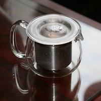 Чайник стекло, 500 ml. Eilong (E-PL610-50-B)