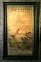 """Картина """"Медитация с четками"""""""