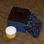 Коробка для посуды. Ткань №4