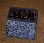 Коробка для посуды. Ткань №5
