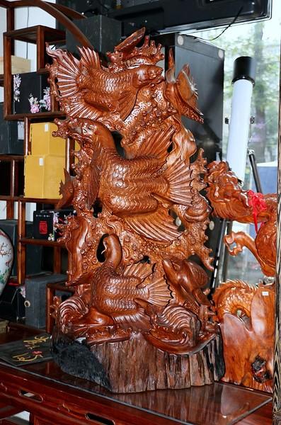 Скульптура с изображением резвящихся Арован 1