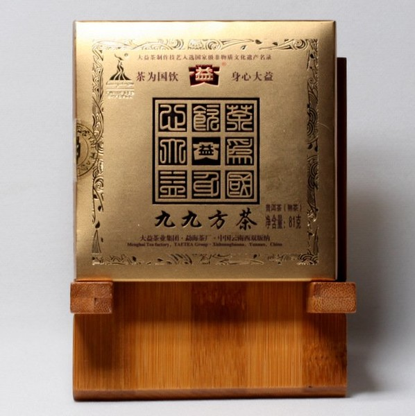 Чай Пуэр Шу Чжуан Дзеу Дзеу Фан '10 №360