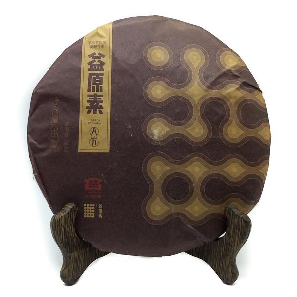 Чай Пуэр Шу И Юань Су Да И Бин '18 №3000