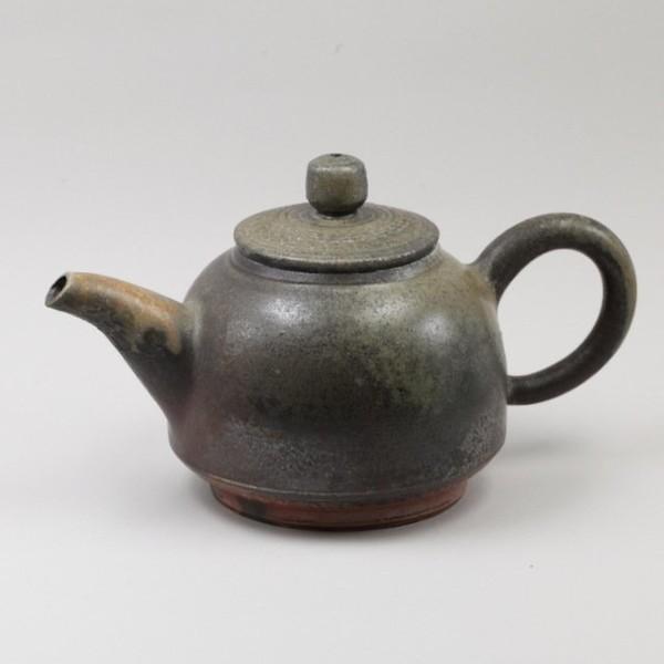 """Чайник глина дровяной обжиг """"Старинный орнамент"""" 245мл"""