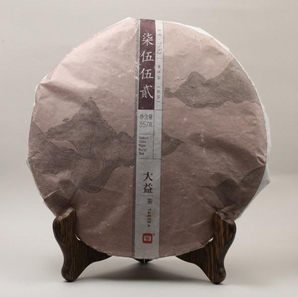 Чай Пуэр Шу Да И 7552 Бин '15 №600