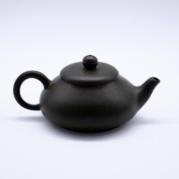 """Чайник глина зелёная """"Эгоист"""" 70 мл"""