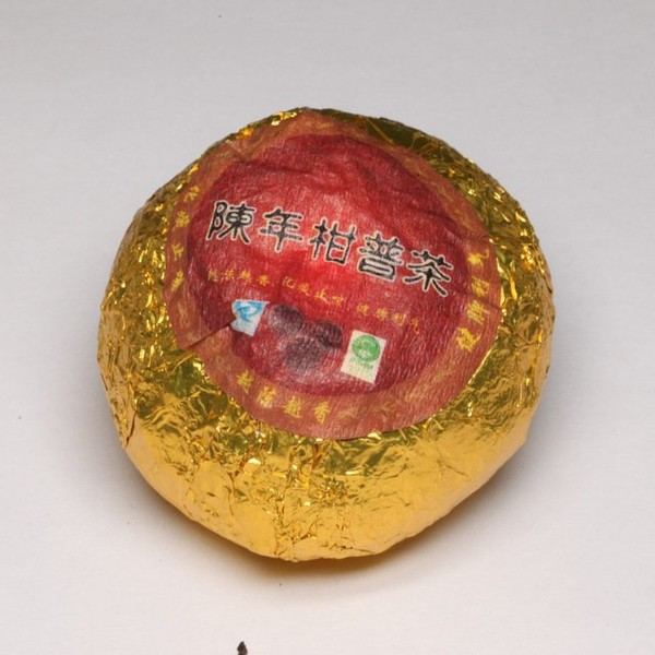 Пуэр Шу Да Хун Ган '08 №180