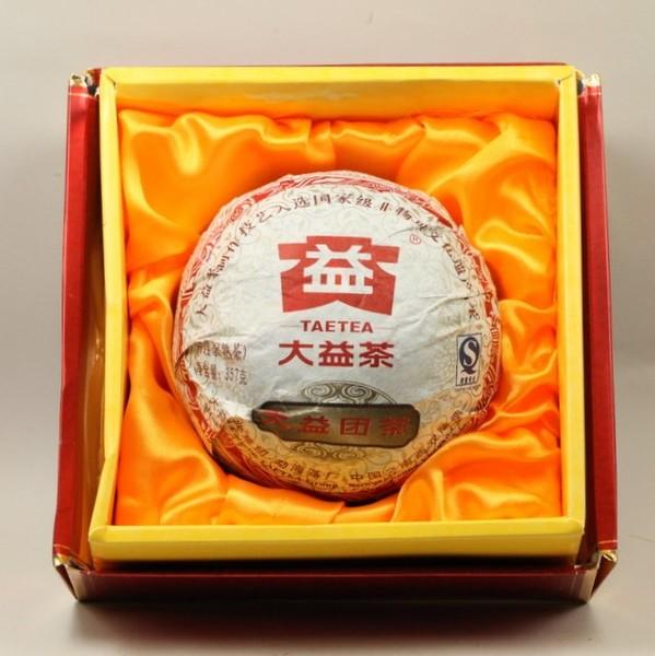 Чай Пуэр Шу  Да И Чха Тхуань '09 №360