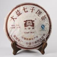 Пуэр Шу Да И Чи Цзы Бин '07 (7752) №600