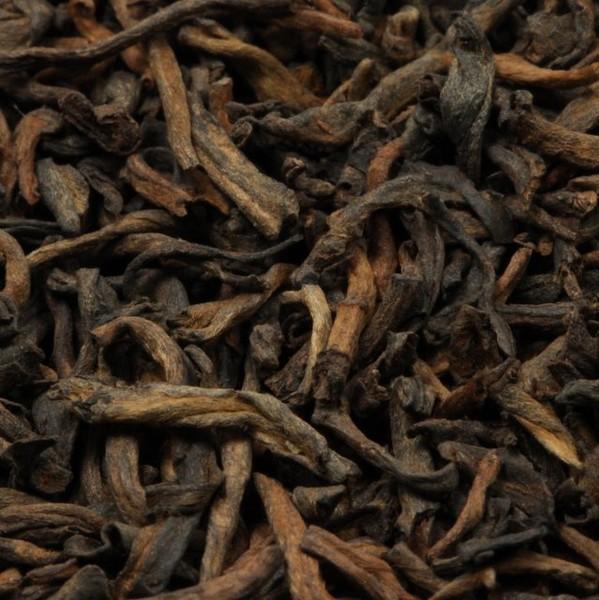 Чай Пуэр Шу Сань Чха '00 №1000