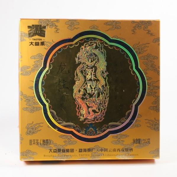 Пуэр Шу Юань Лун Чжу Бин '11 №1200