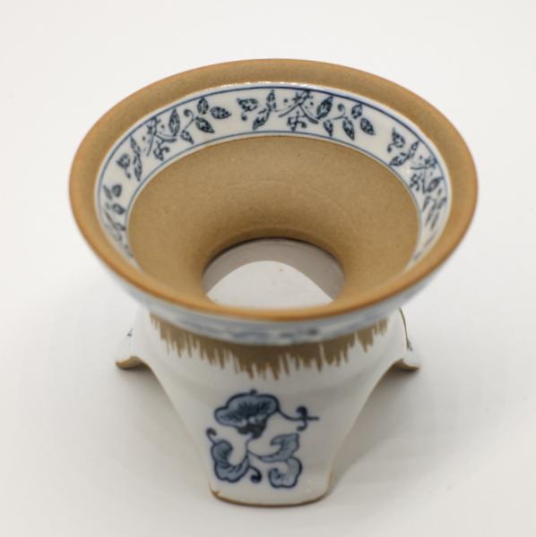 Сито. Шамотная глина и глазурь. Цзинь Дэ Чжень.