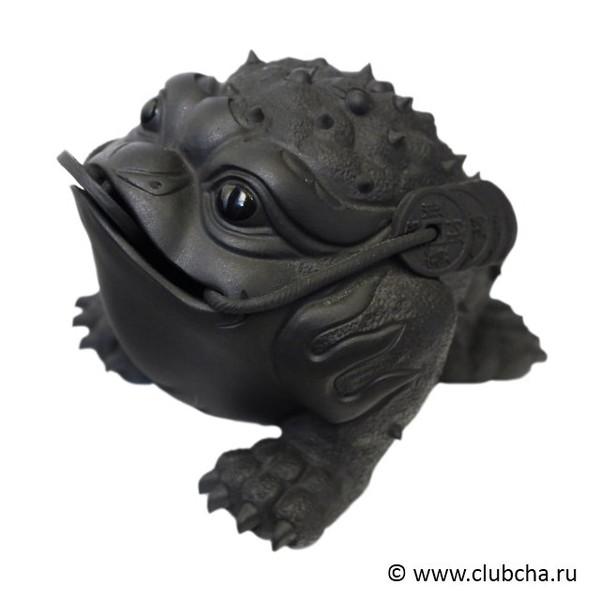 Сувенир Денежная жаба №1а