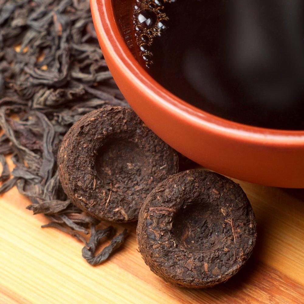 Чай пуэр premium 100g chinese