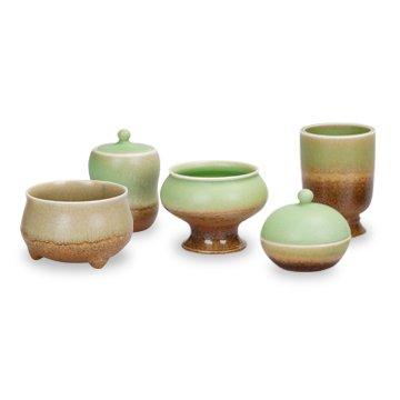 Набор Сян Дао Набор Сян Дао - Сян Лу и баночки для хранения