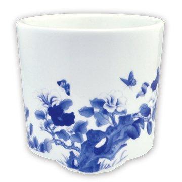 Сян Лу (курильница) фарфор, синяя роспись