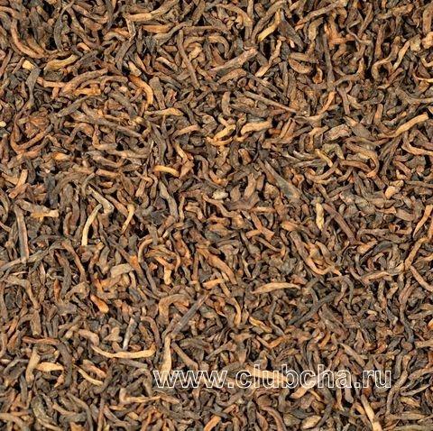 Чай Пуэр Шу Сань Чха '99 №1300