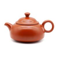 Чайник старая киноварная глина Тайвань 130 мл
