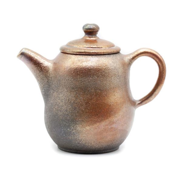 Чайник старая глина дровяной обжиг Тайвань 175 мл