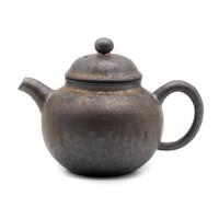 Чайник старая глина дровяной обжиг Тайвань 170 мл