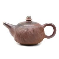 Чайник старая глина дровяной обжиг Тайвань 195 мл