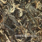 Чай Пуэр Шэн Бай Ньен Цяо Му Лао Шу Ча Бин '10 №1800