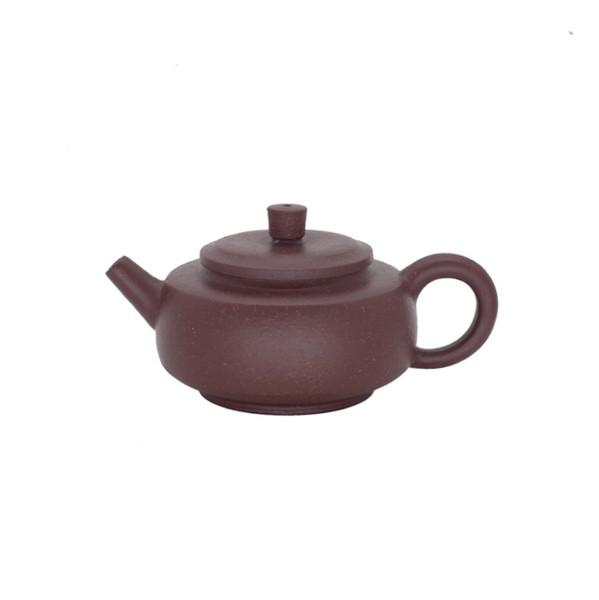 Чайник глина коричневая 145 мл