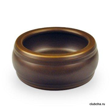 Сян Лу бронза в форме барабана 2,6 inch