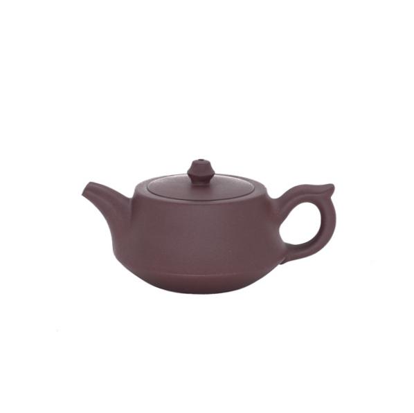 Чайник глина коричневая 95 мл